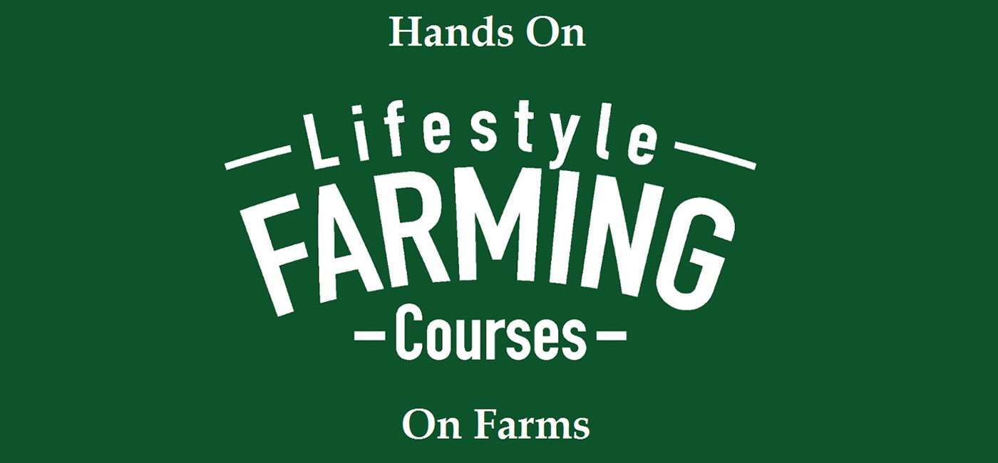Lifestyle Farming Courses Logo